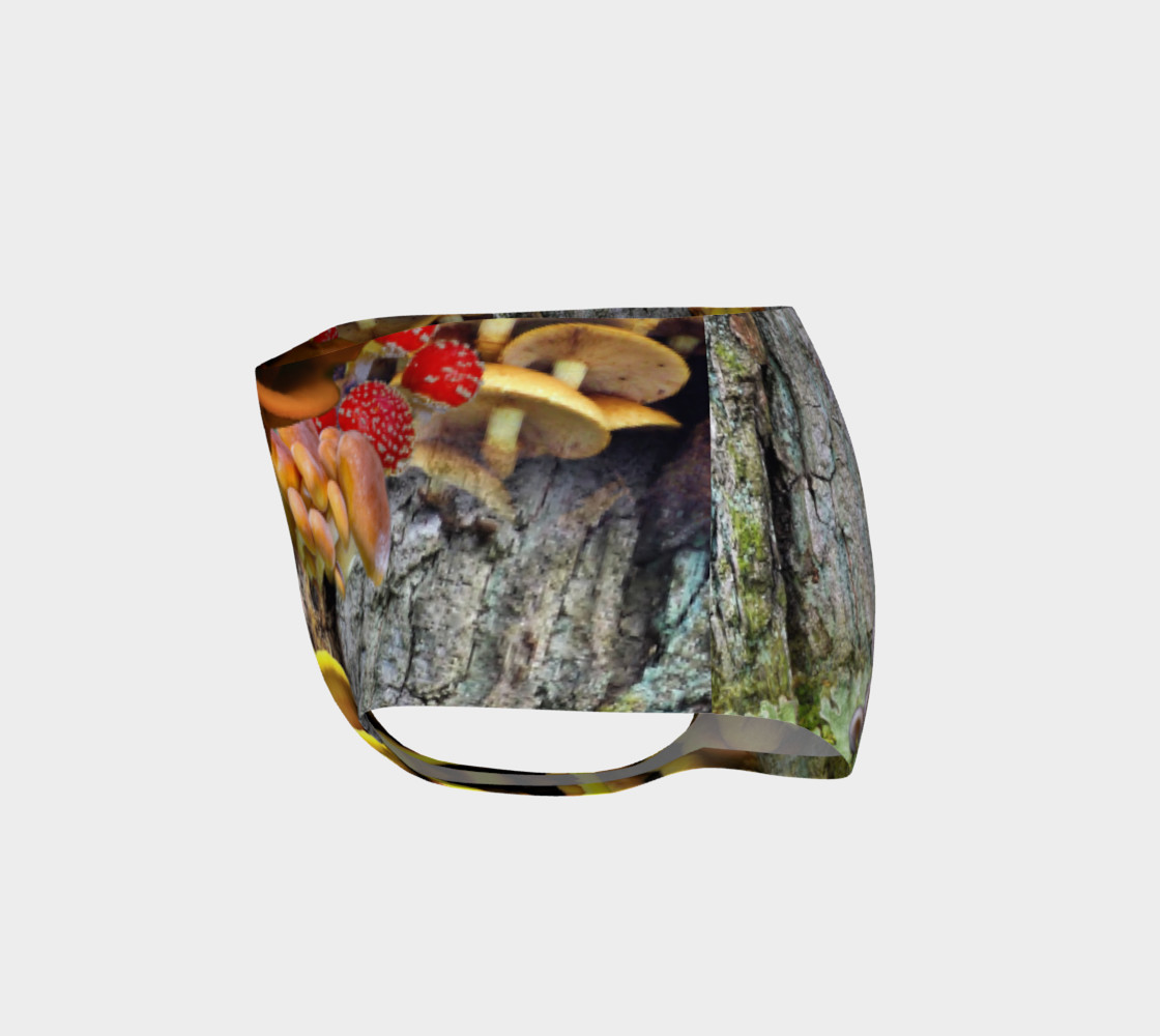 Mushroom Mini Shorts preview #3