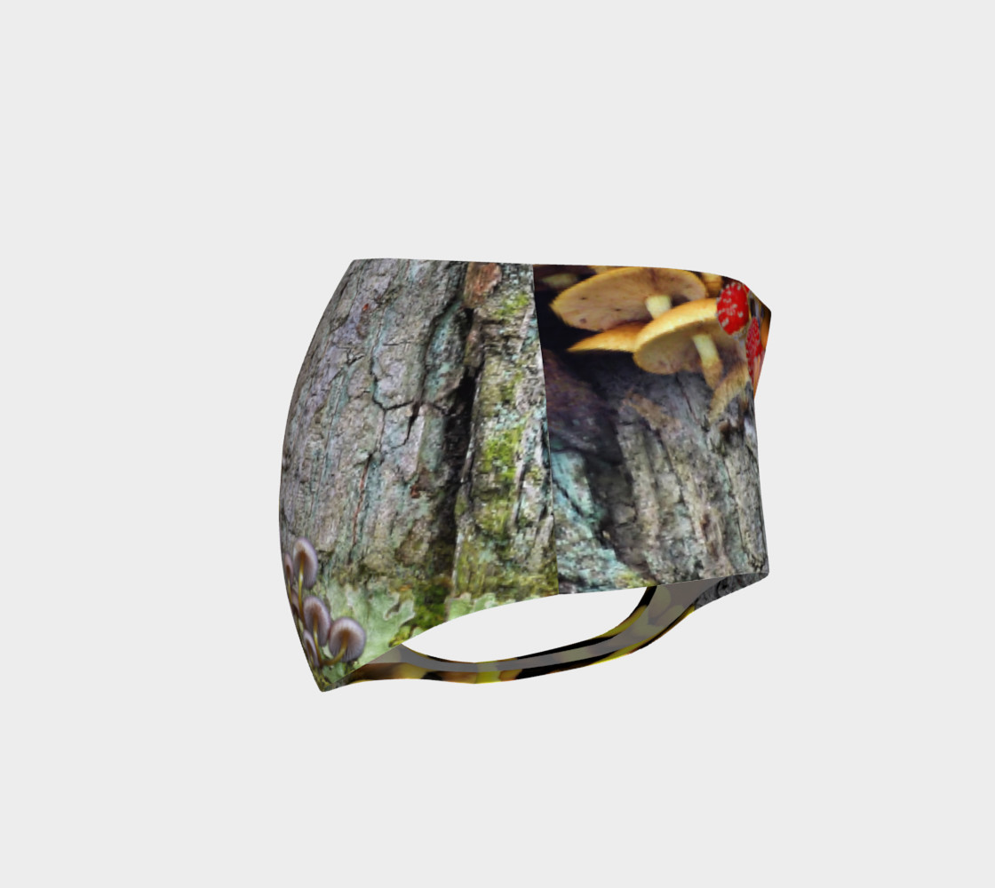 Mushroom Mini Shorts preview #4