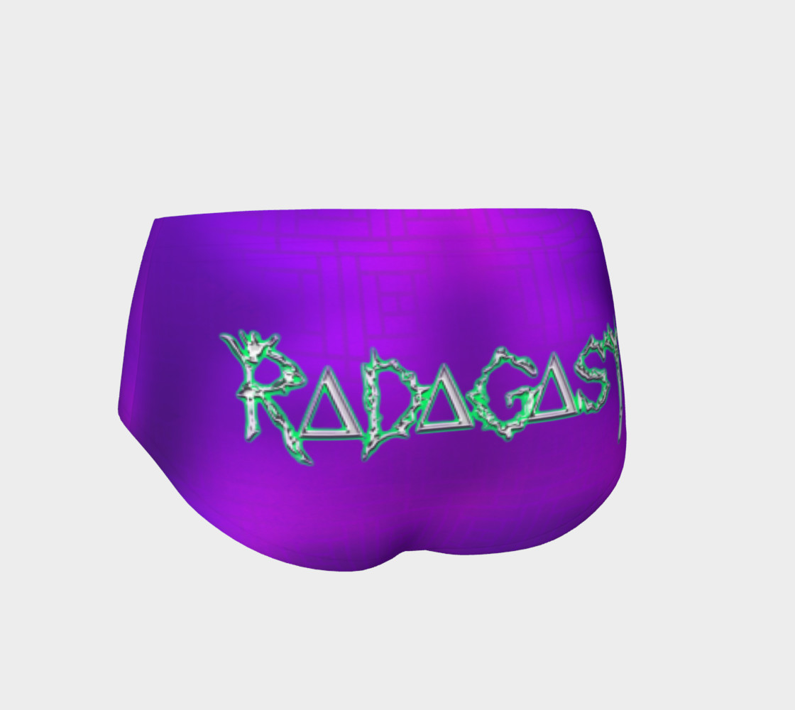 Radagast Booty short preview #2