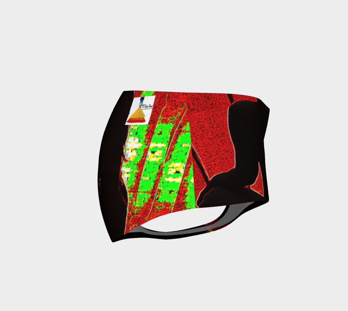 Aperçu de Red SxEyecon MIni-shorts #4