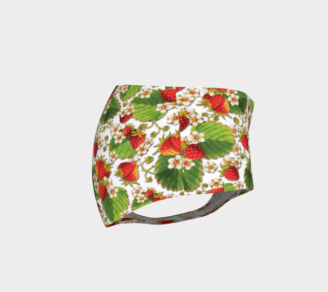 Aperçu de Strawberries Mini Shorts #4
