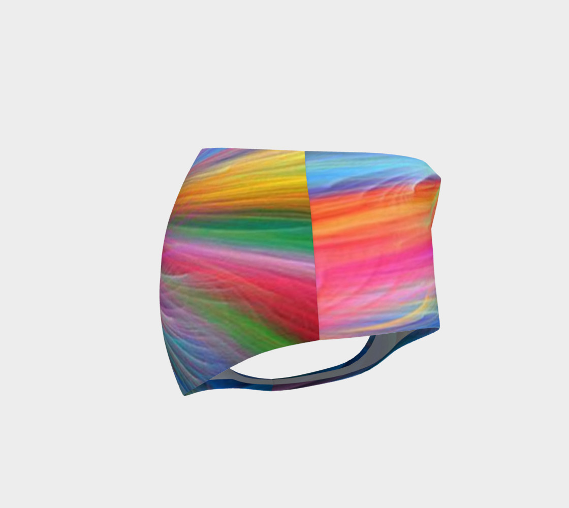 rainbow feather preview #4