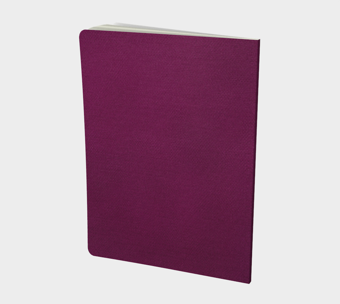 Just Purple Notebook preview #2