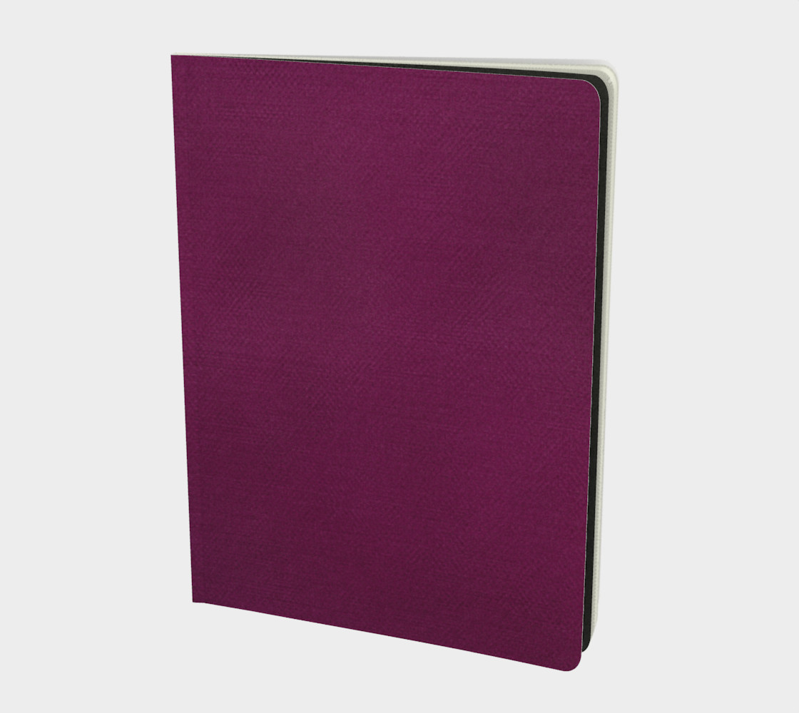 Just Purple Notebook preview #1