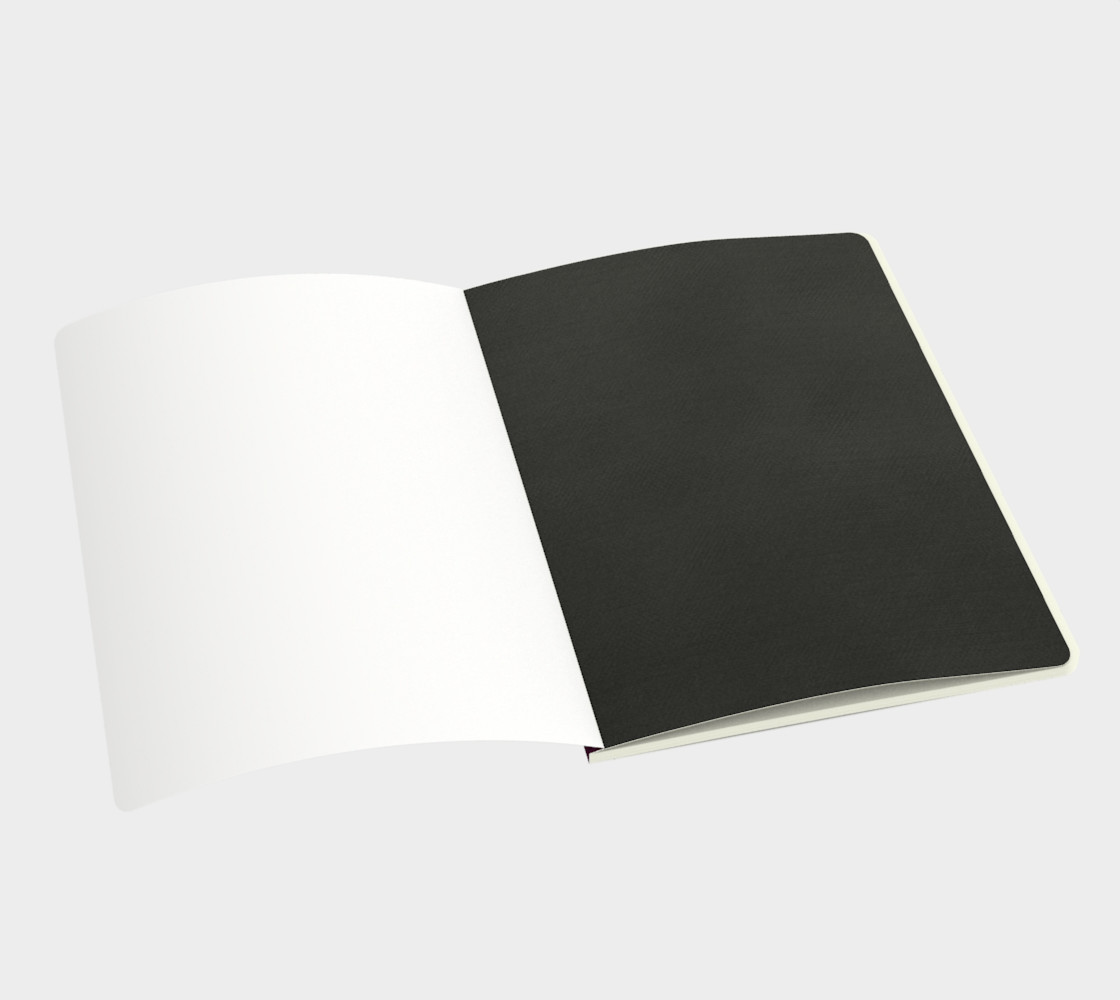 Just Purple Notebook preview #3