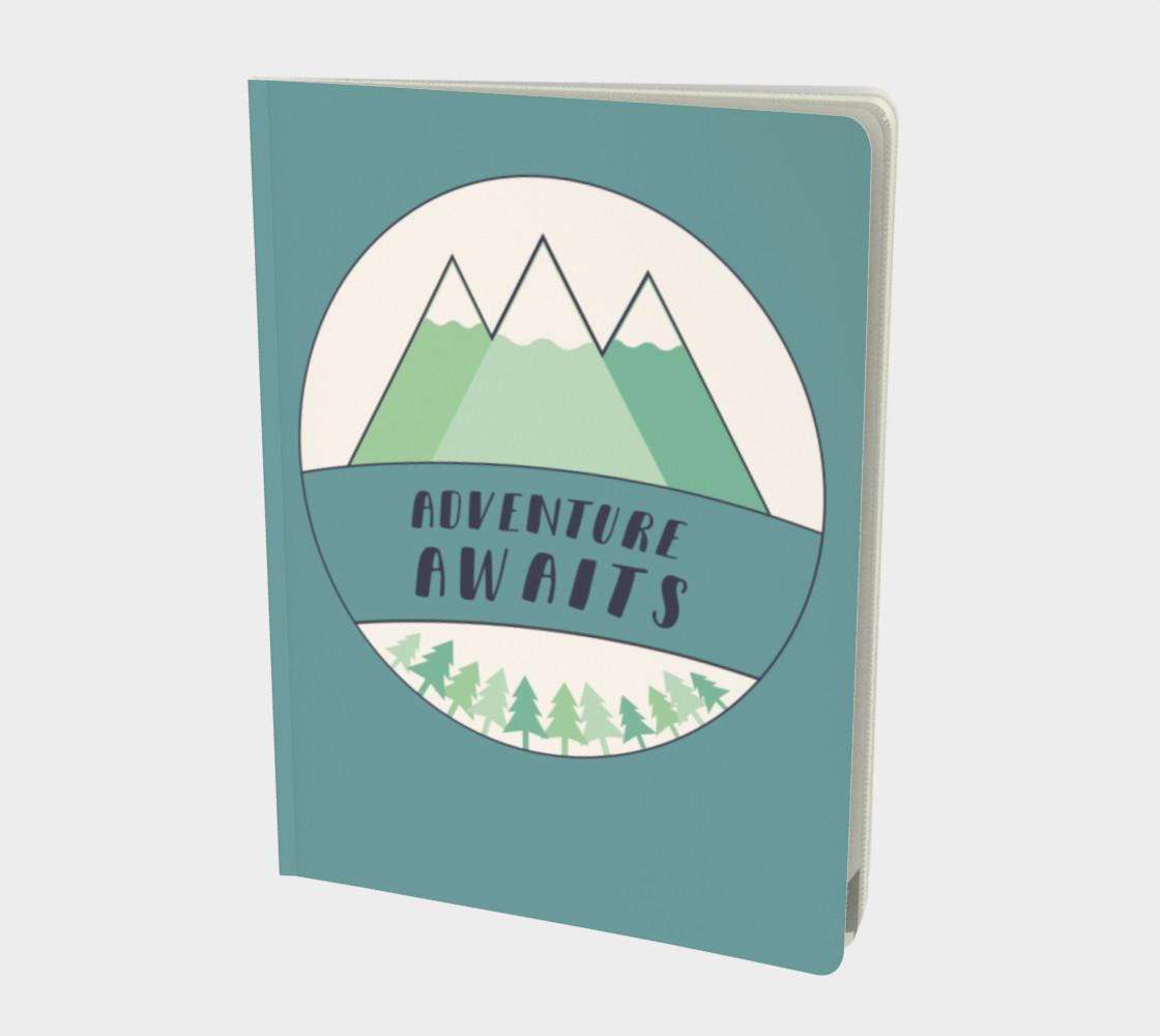 Adventure awaits - notebook preview #1