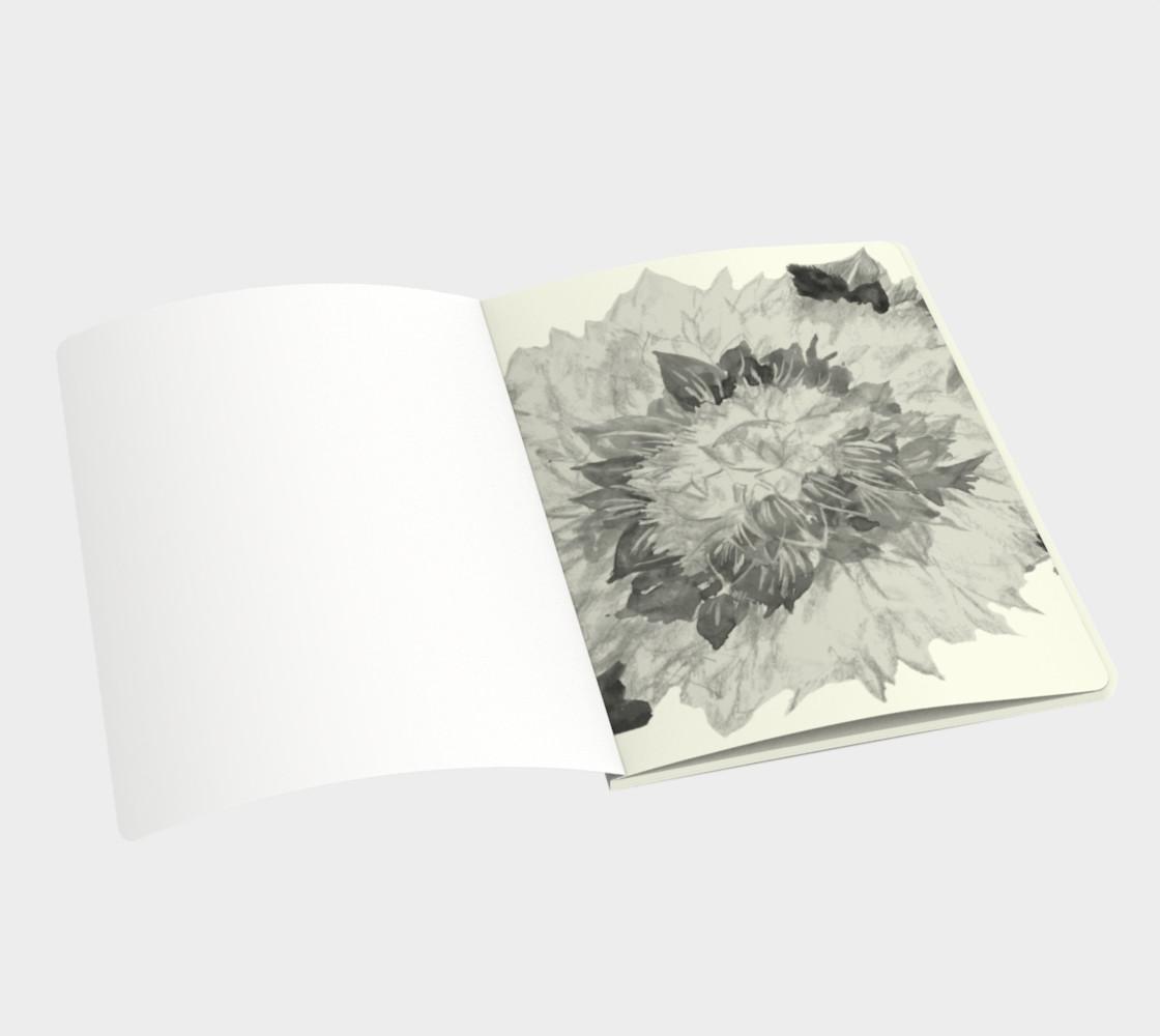 Watercolor Tender Flower preview #3