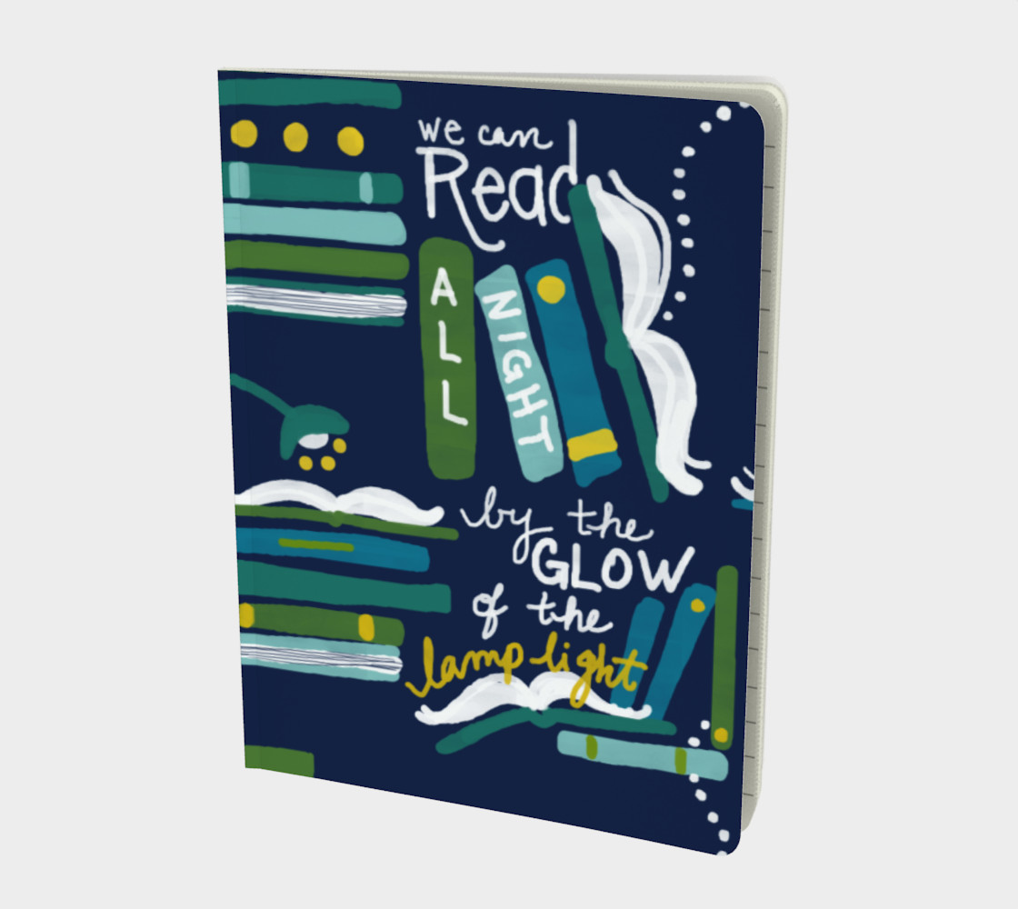 We Can Read All Night By The Glow of The Lamp Light preview #1