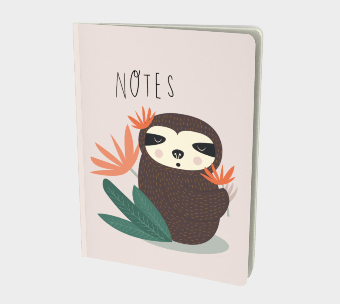 Baby Sloth preview #1