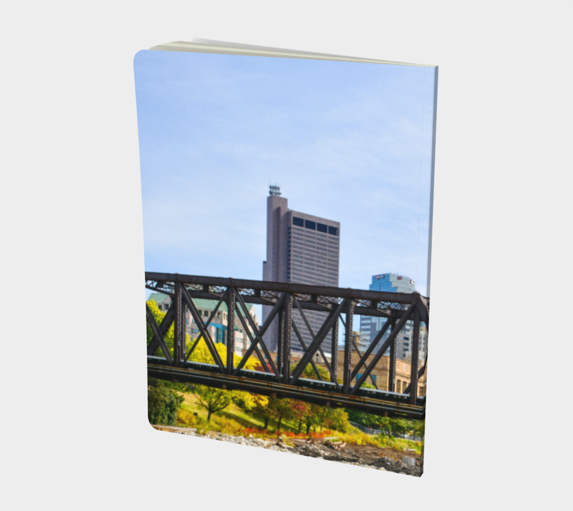 Columbus Skyline Notebook preview #2