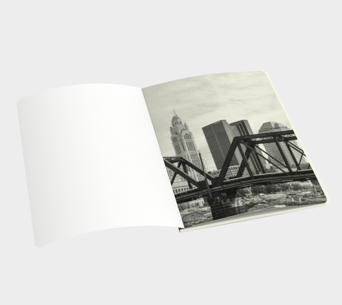 Columbus Skyline Notebook preview #3