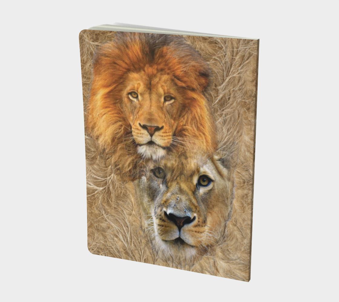 Aperçu de Lion King and Queen #2