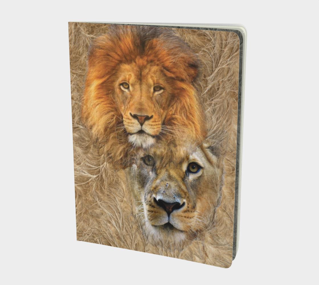 Aperçu de Lion King and Queen #1