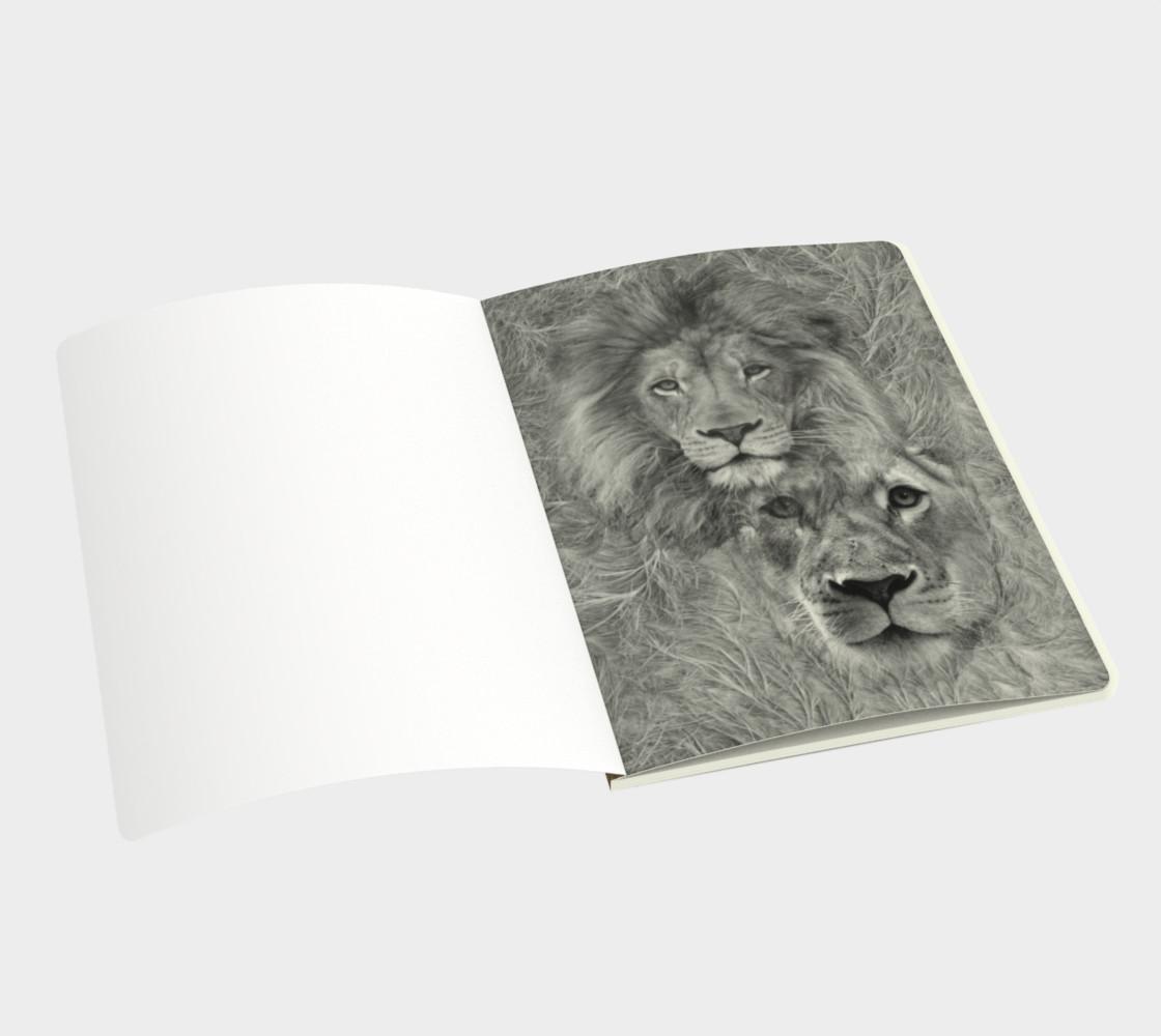 Aperçu de Lion King and Queen #3