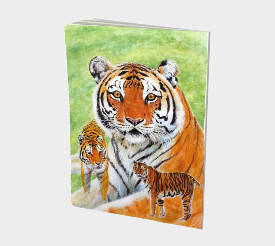 Aperçu de Keisha Tiger by Zrana #2