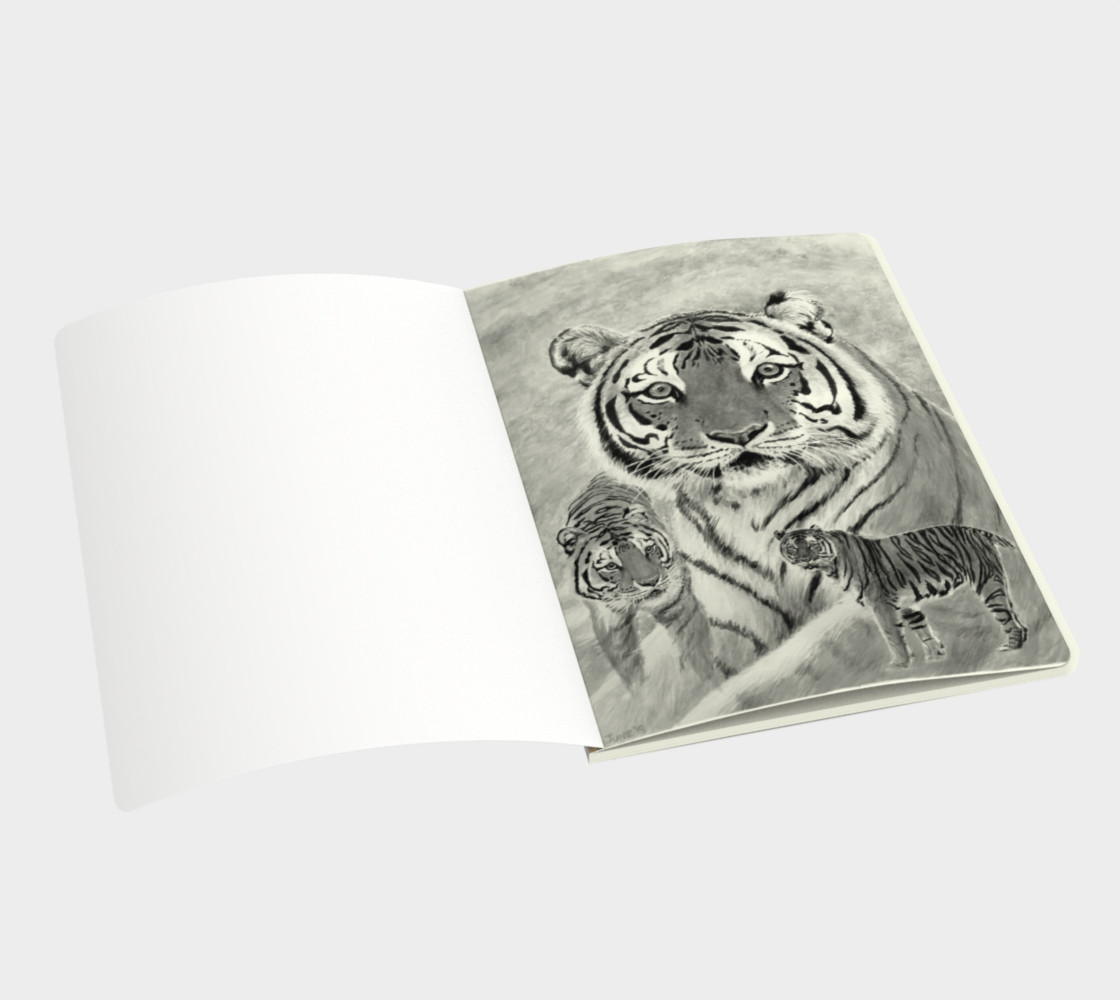 Aperçu de Keisha Tiger by Zrana #3