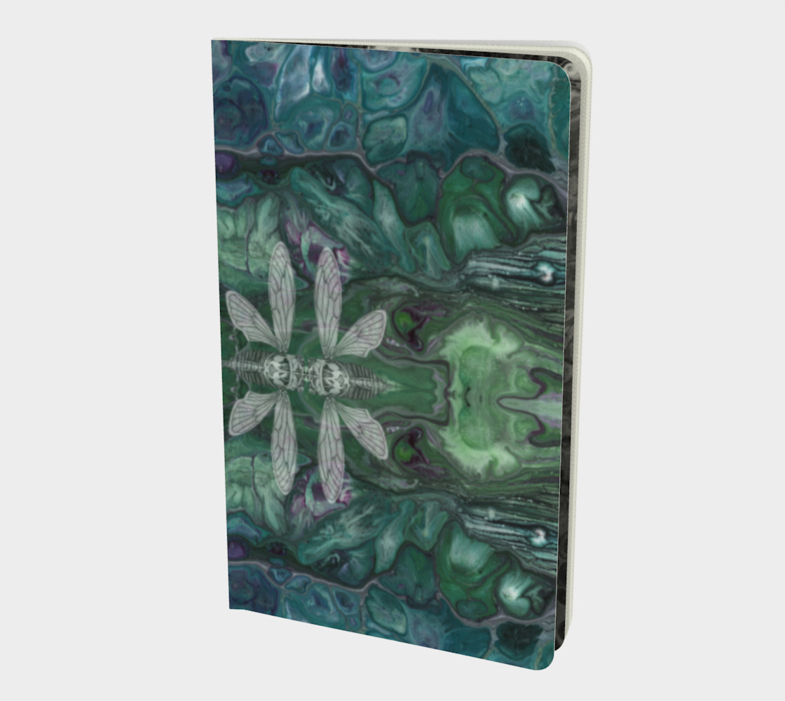 Meta Cicada Note Book preview #1