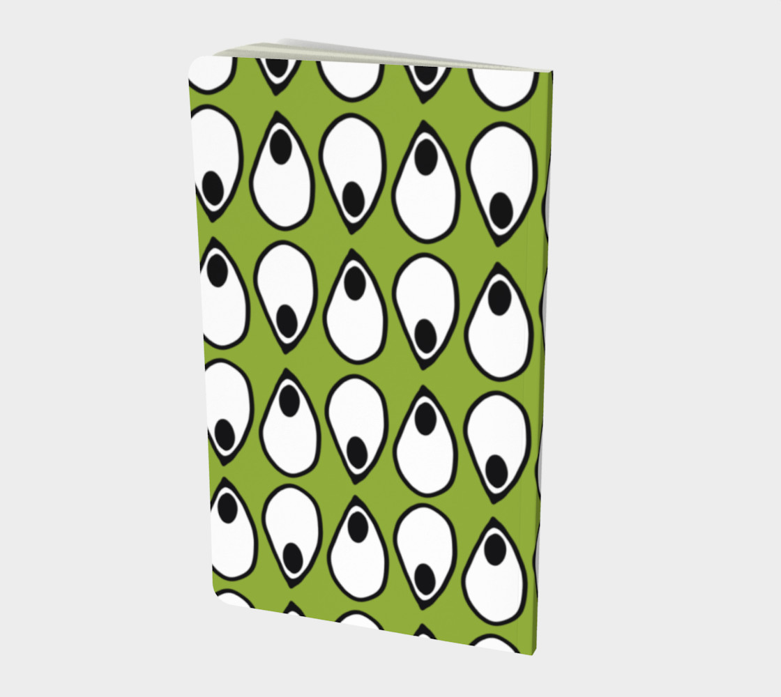 Green Dive-Plongeon vers-Eyes 5  preview #2