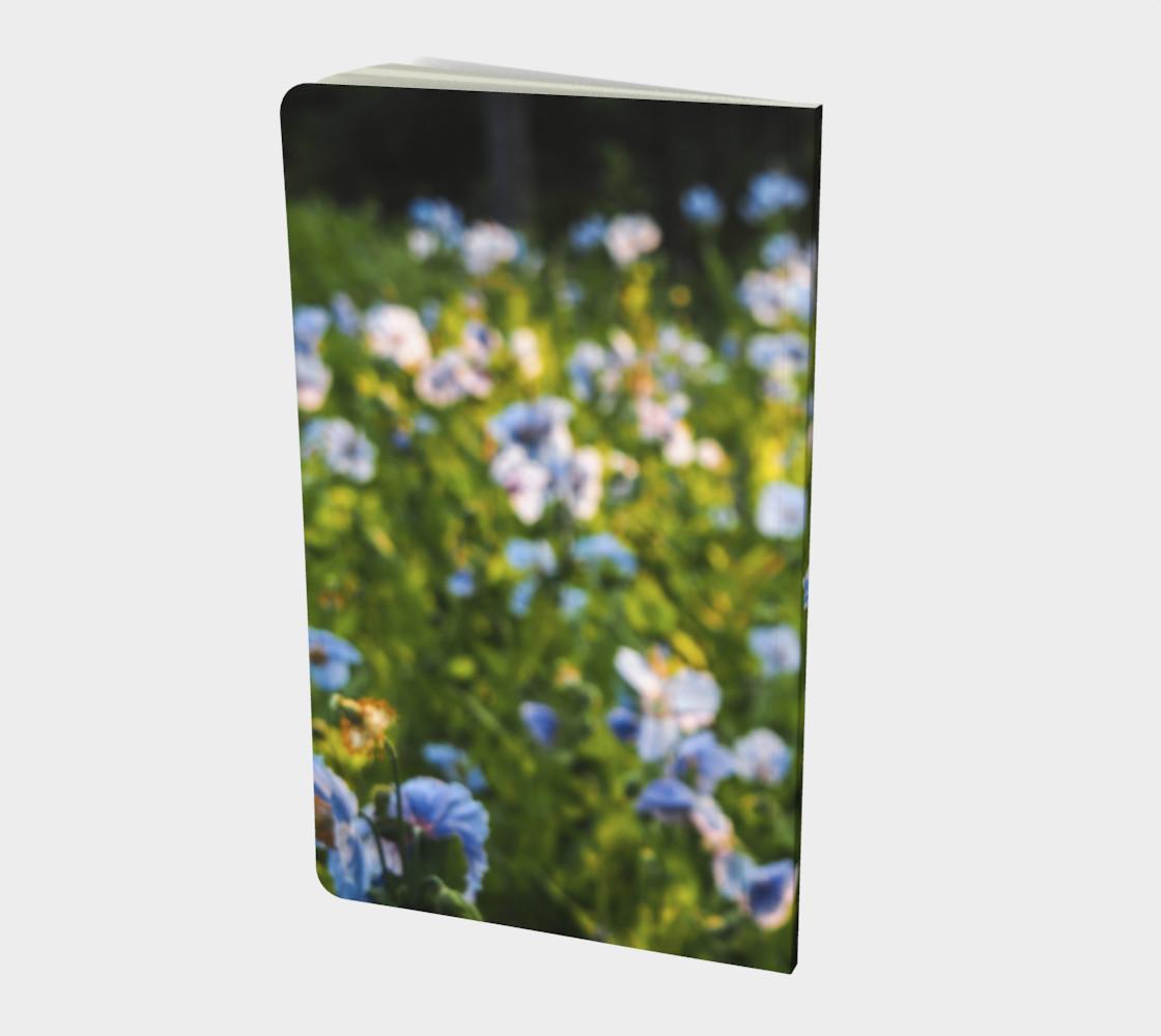 Aperçu de Pavots bleus - Blue Poppies #2
