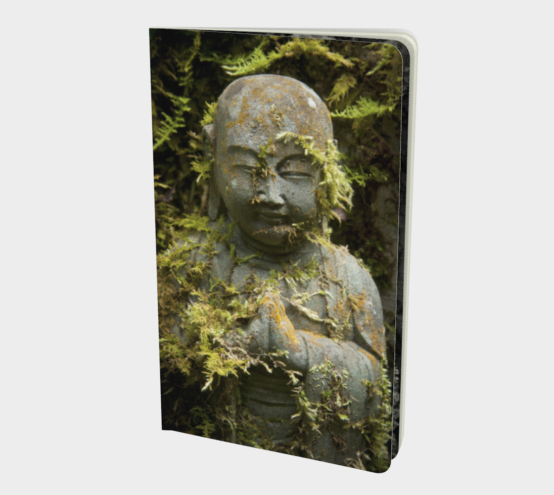 Bouddha et mousse  /  Buddha and Moss preview #1