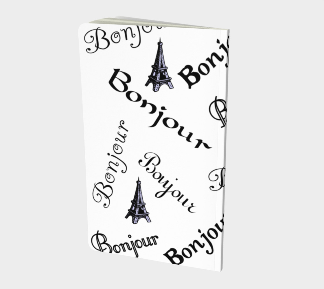 Bonjour Small Notebook preview #2