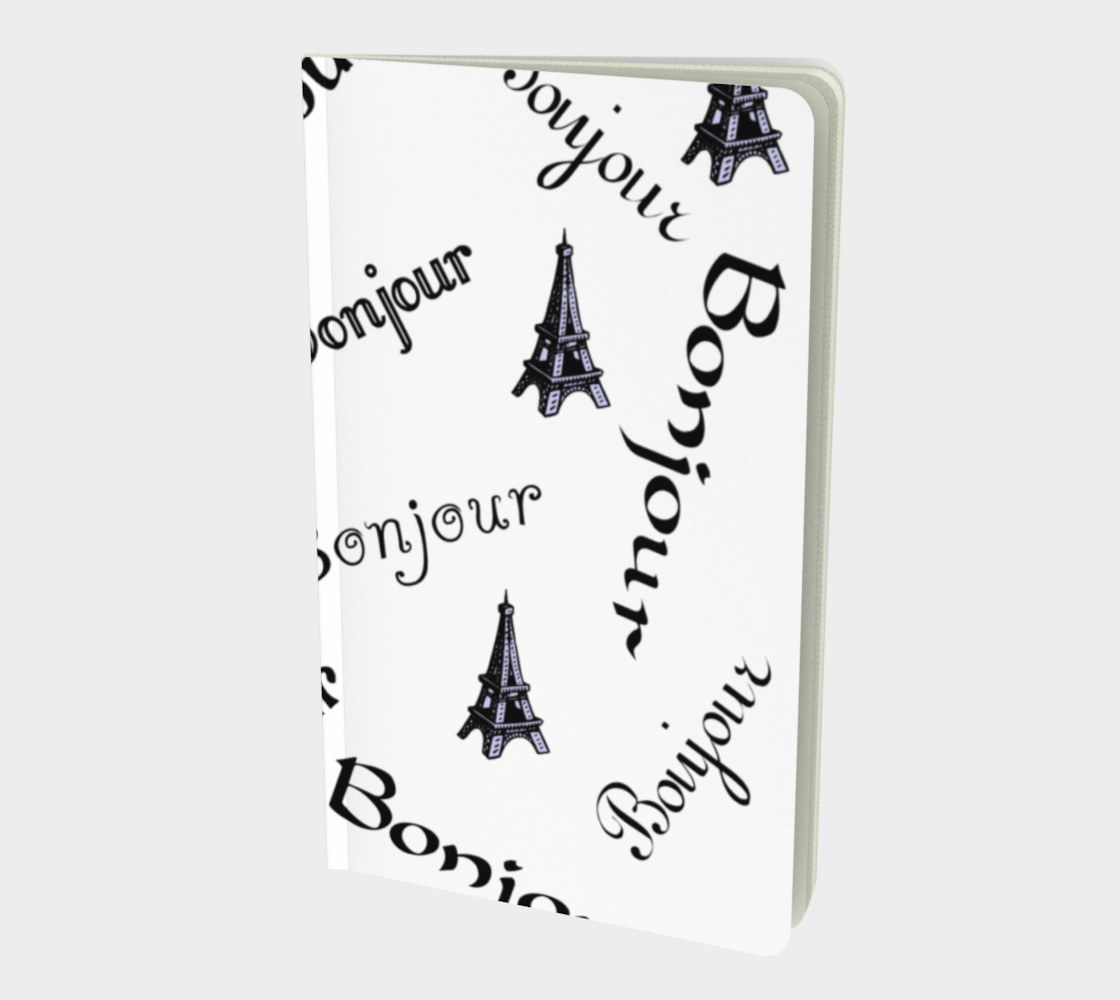 Bonjour Small Notebook preview #1