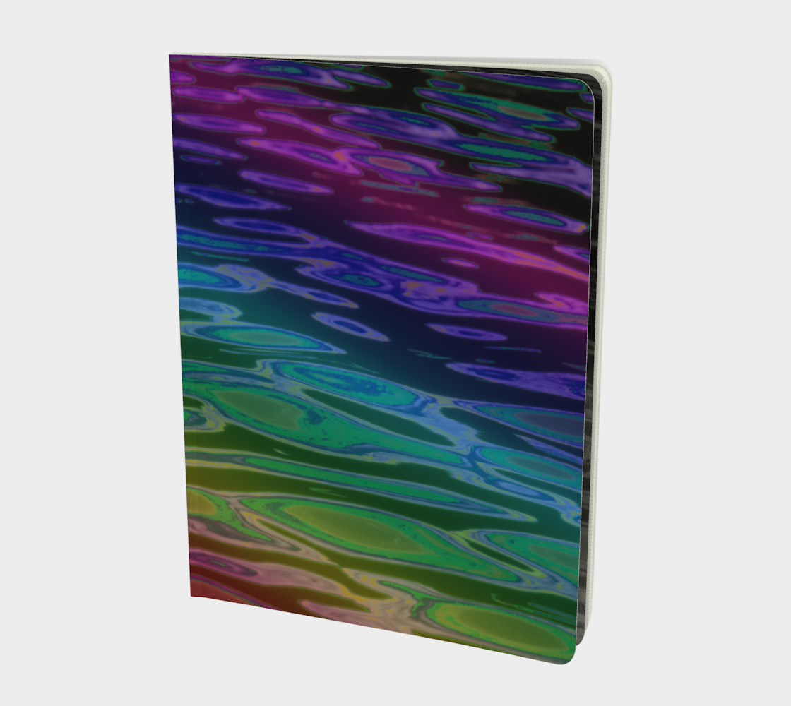 ColorWave Notebook thumbnail #2