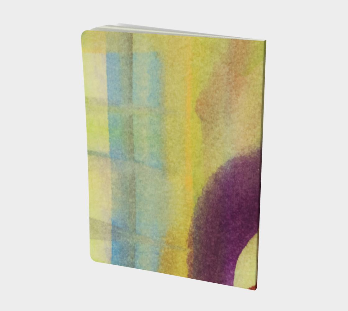 Aperçu de Tropical Watercolor Notebook #2