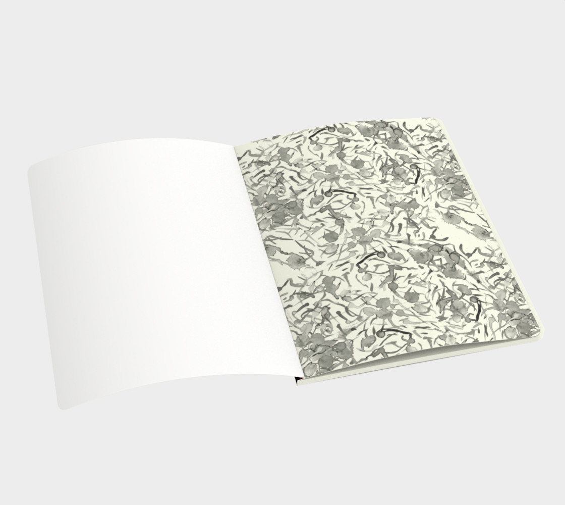 Birds and Blooms Notebook preview #3
