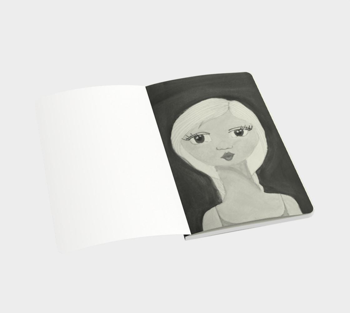 Aperçu de White Notebook Small #3