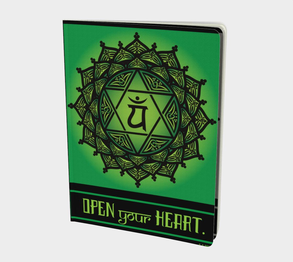 Celtic Tribal Heart Chakra preview #1