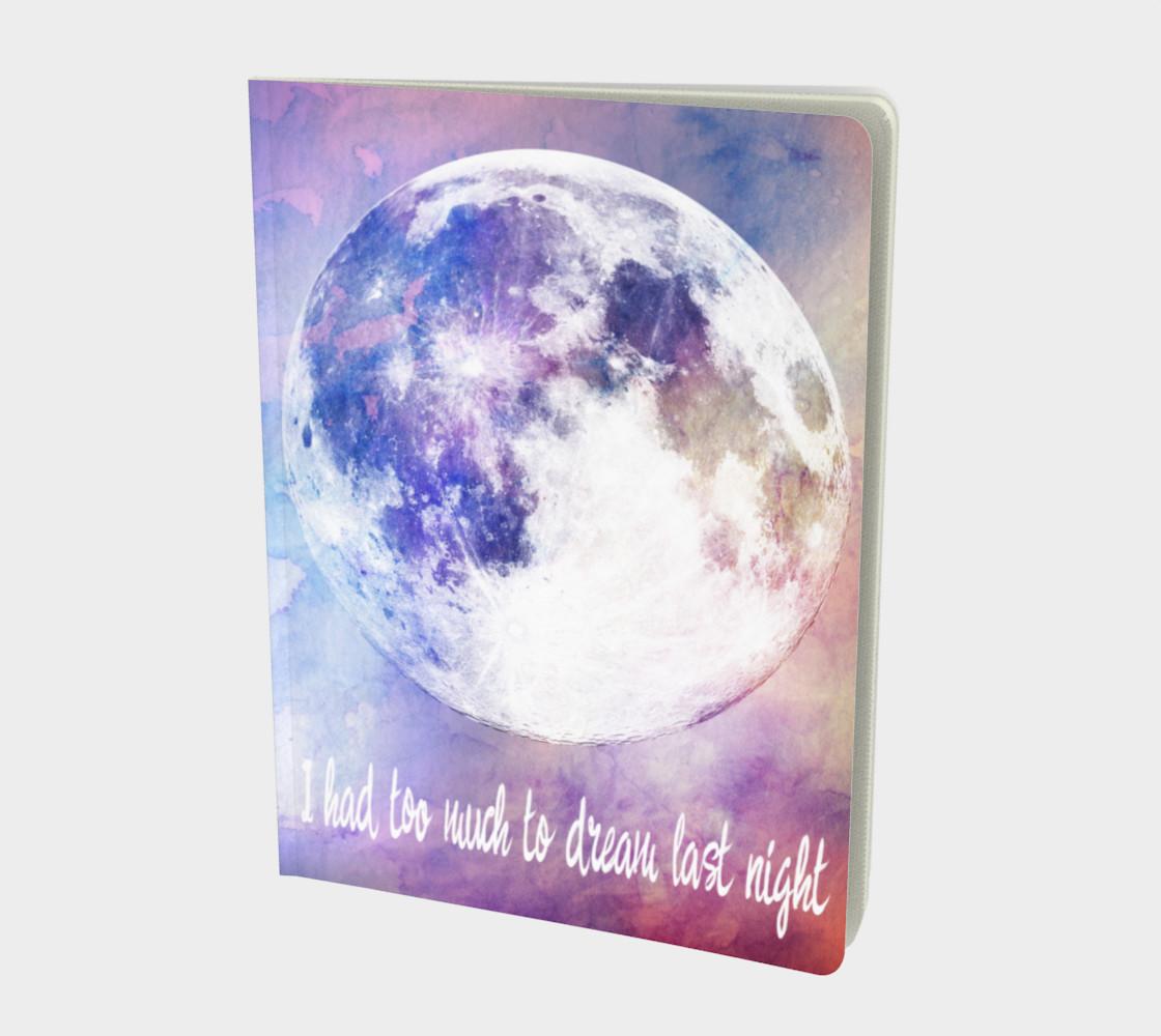 Aperçu de Moon Dream Journal #1