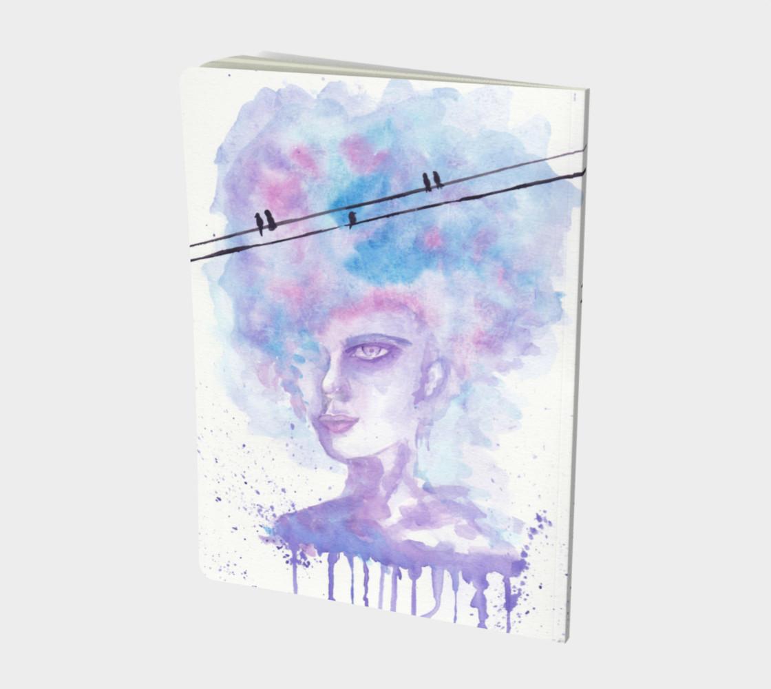 Carnet 9 - La tête dans les nuages preview #2