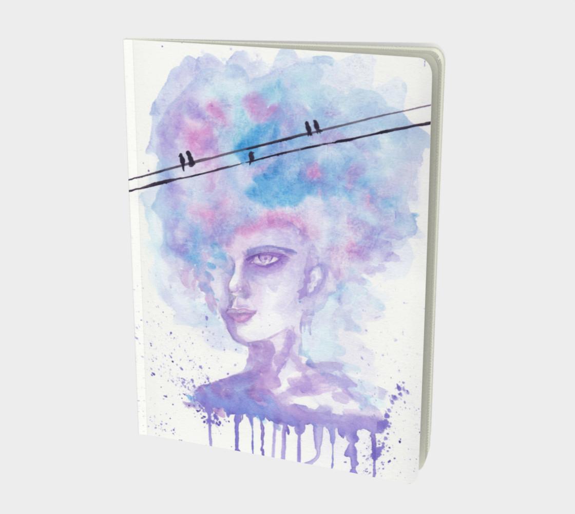 Carnet 9 - La tête dans les nuages preview #1