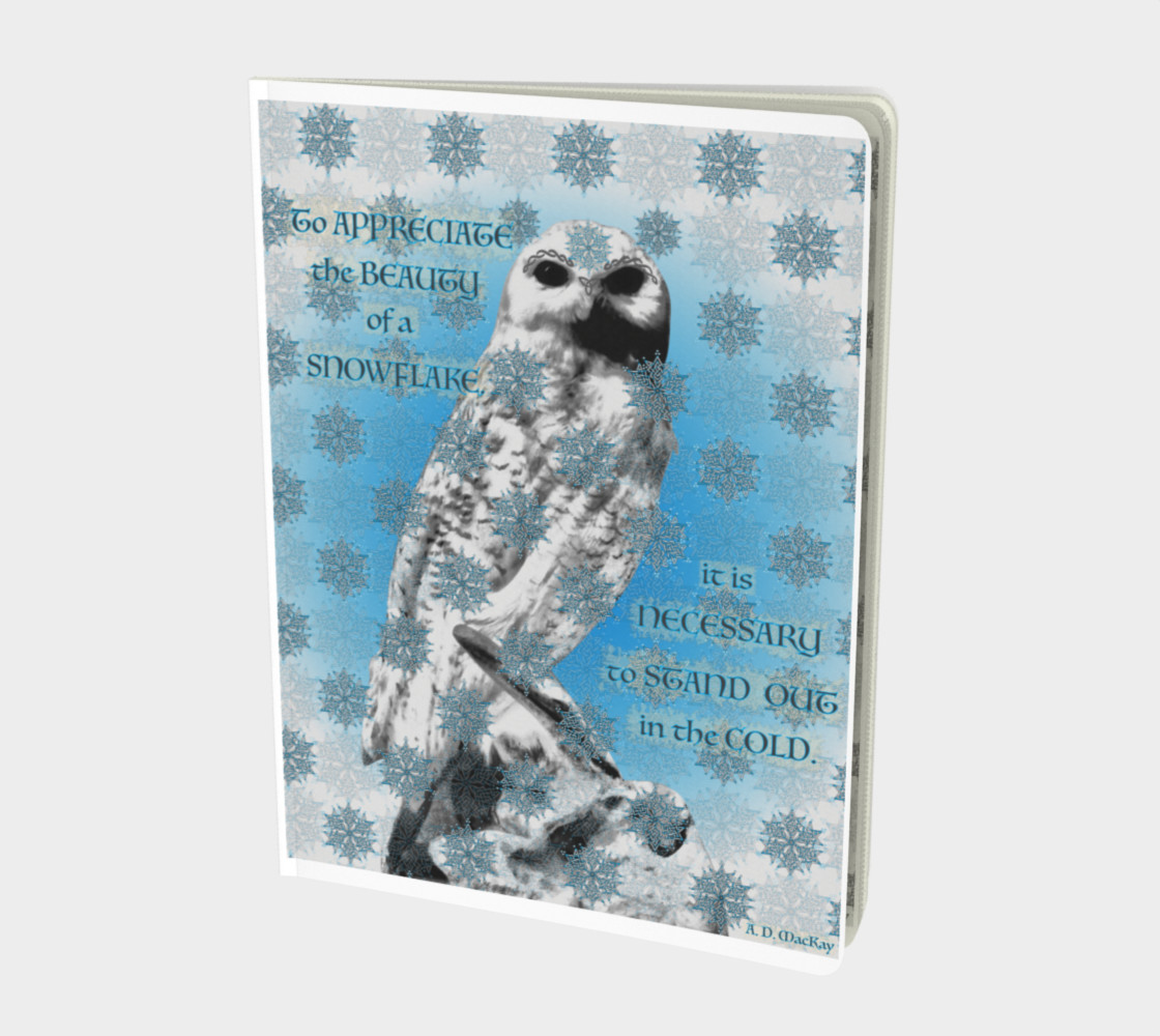 Celtic Snowy Owl preview #1