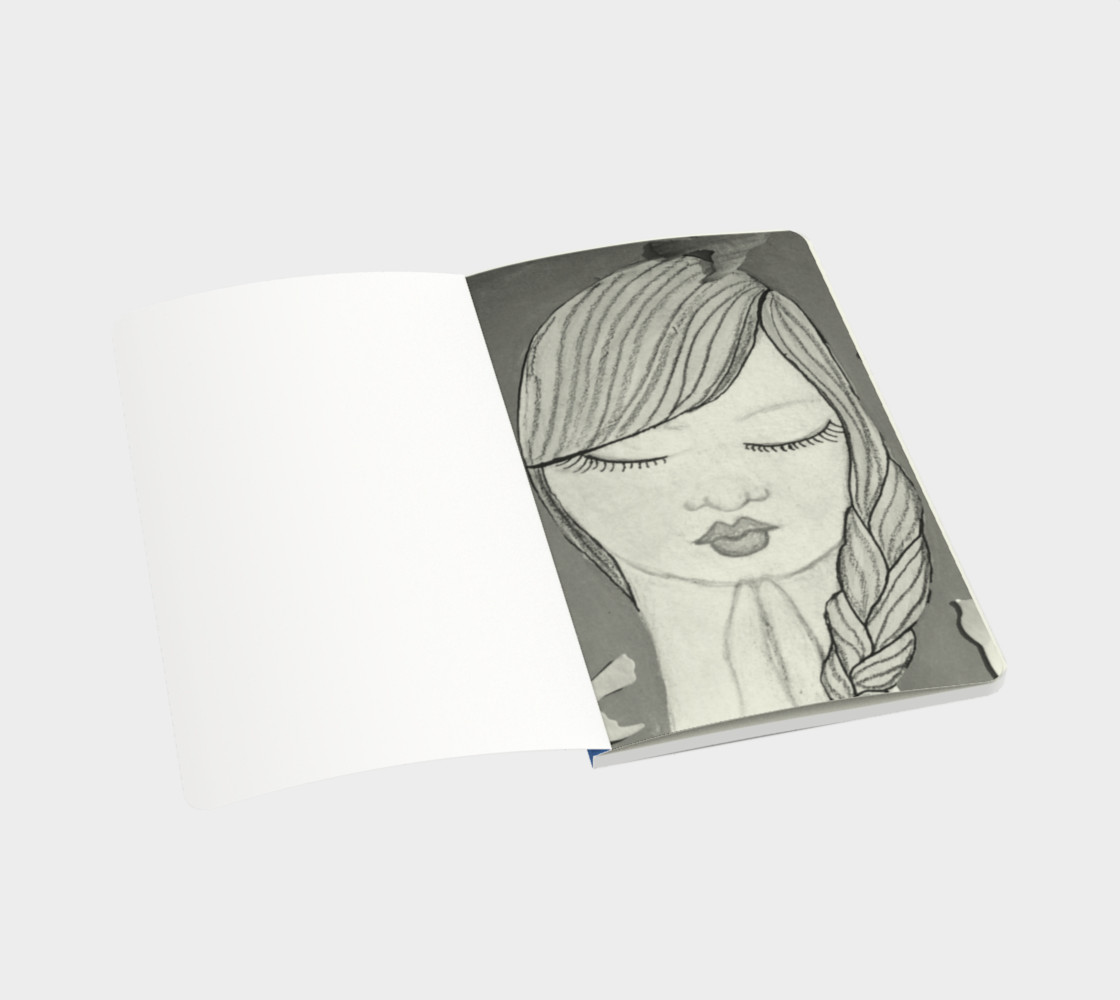Aperçu de Pray Small Notebook #3