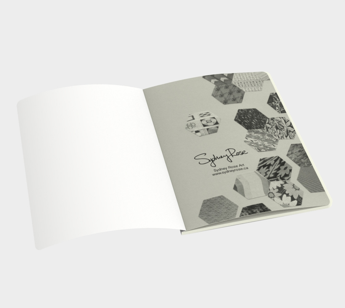 Honey Notebook preview #3
