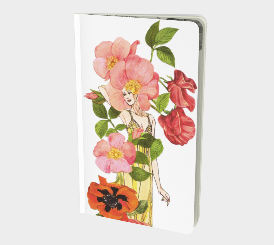 Sweet Pea Notebook preview #1