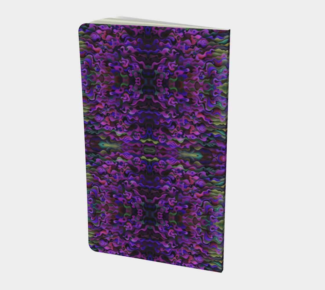 Aperçu de Kakabeca Purple Notebook #2