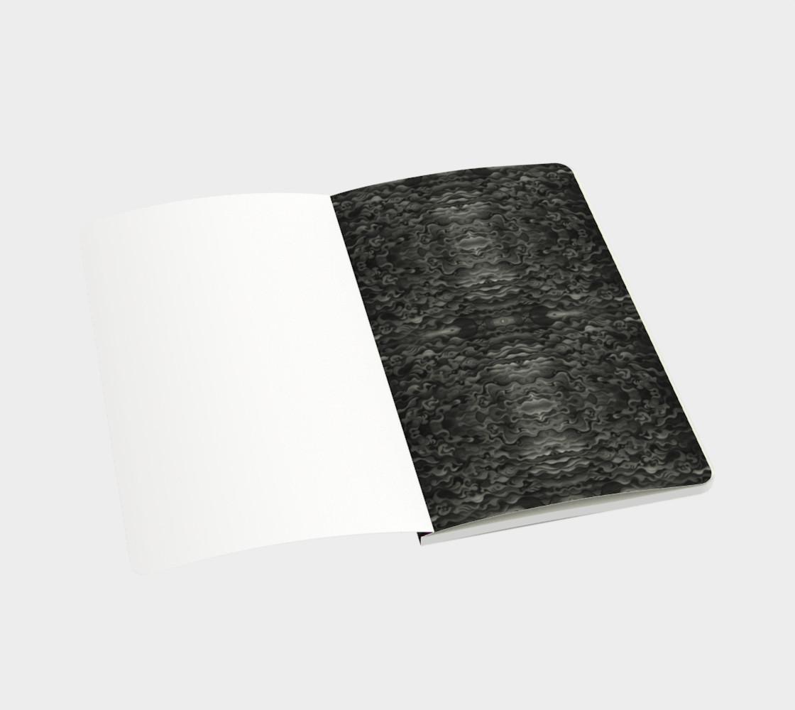 Aperçu de Kakabeca Purple Notebook #3
