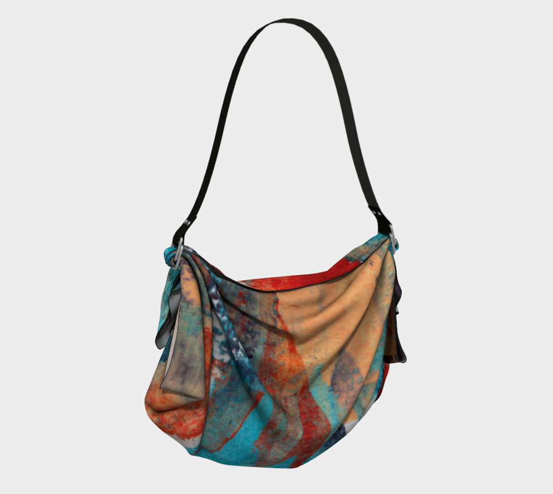 Urban Chaos Origami Tote preview #2