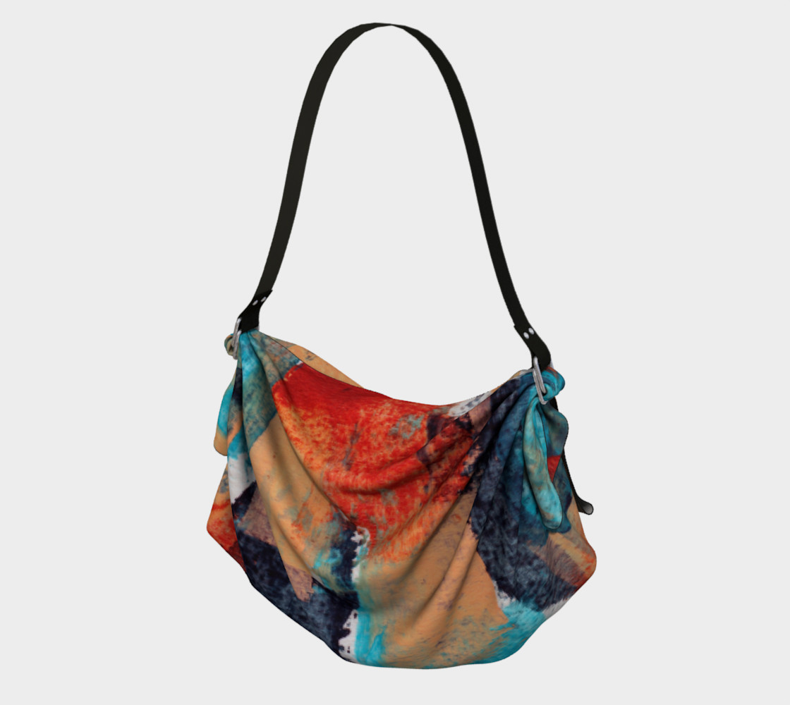 Urban Chaos Origami Tote preview #1
