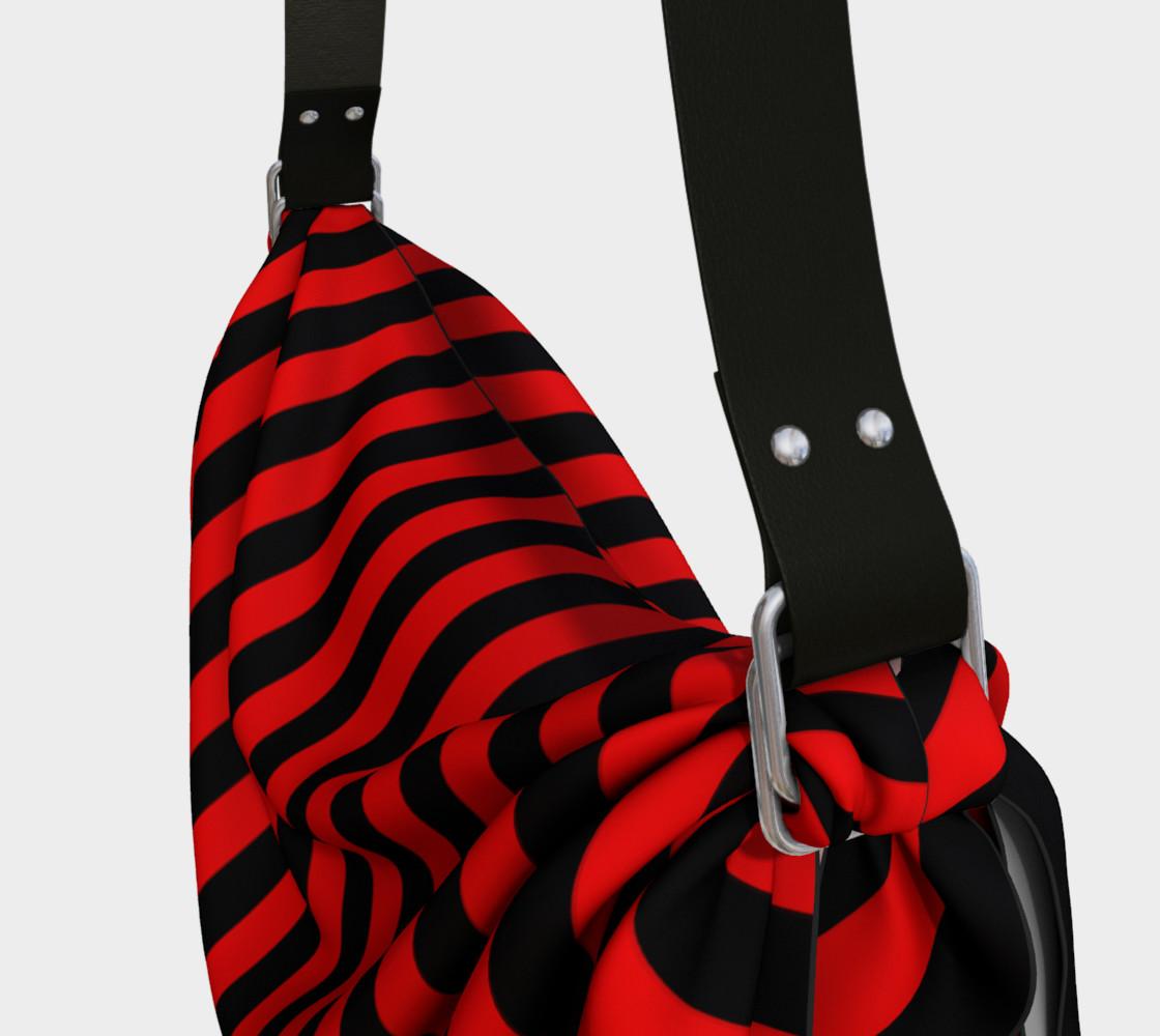 Aperçu de Black and Red Stripes #3