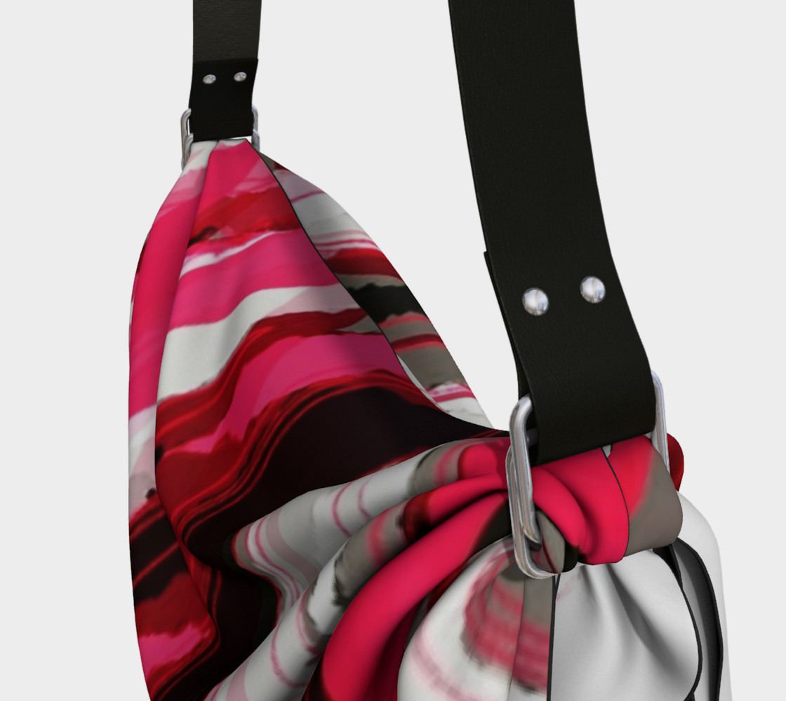 Silk Ribbons Origami handbag preview #3