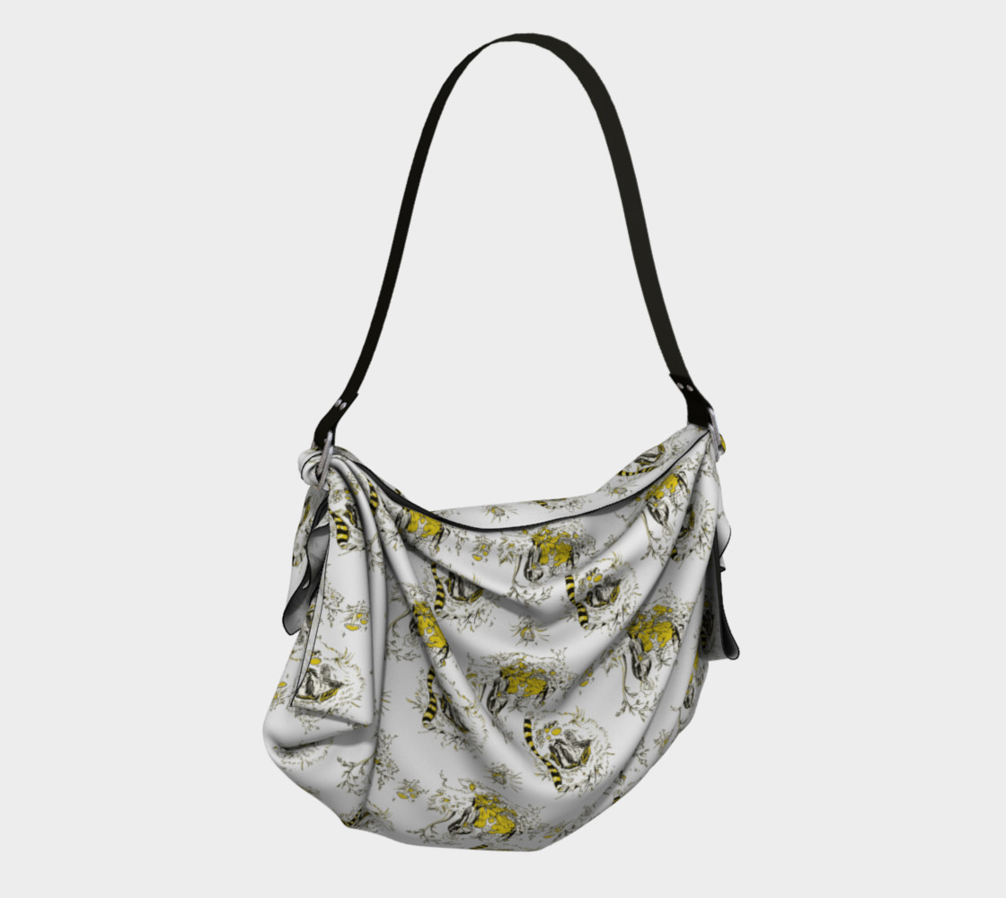 Hufflepuff Origami Tote preview #2