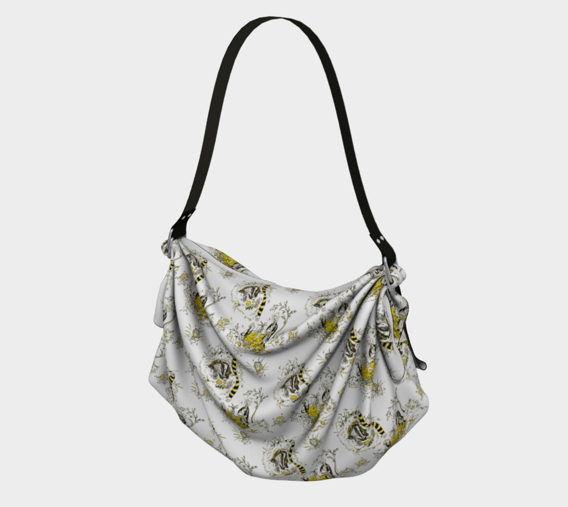 Hufflepuff Origami Tote preview #1