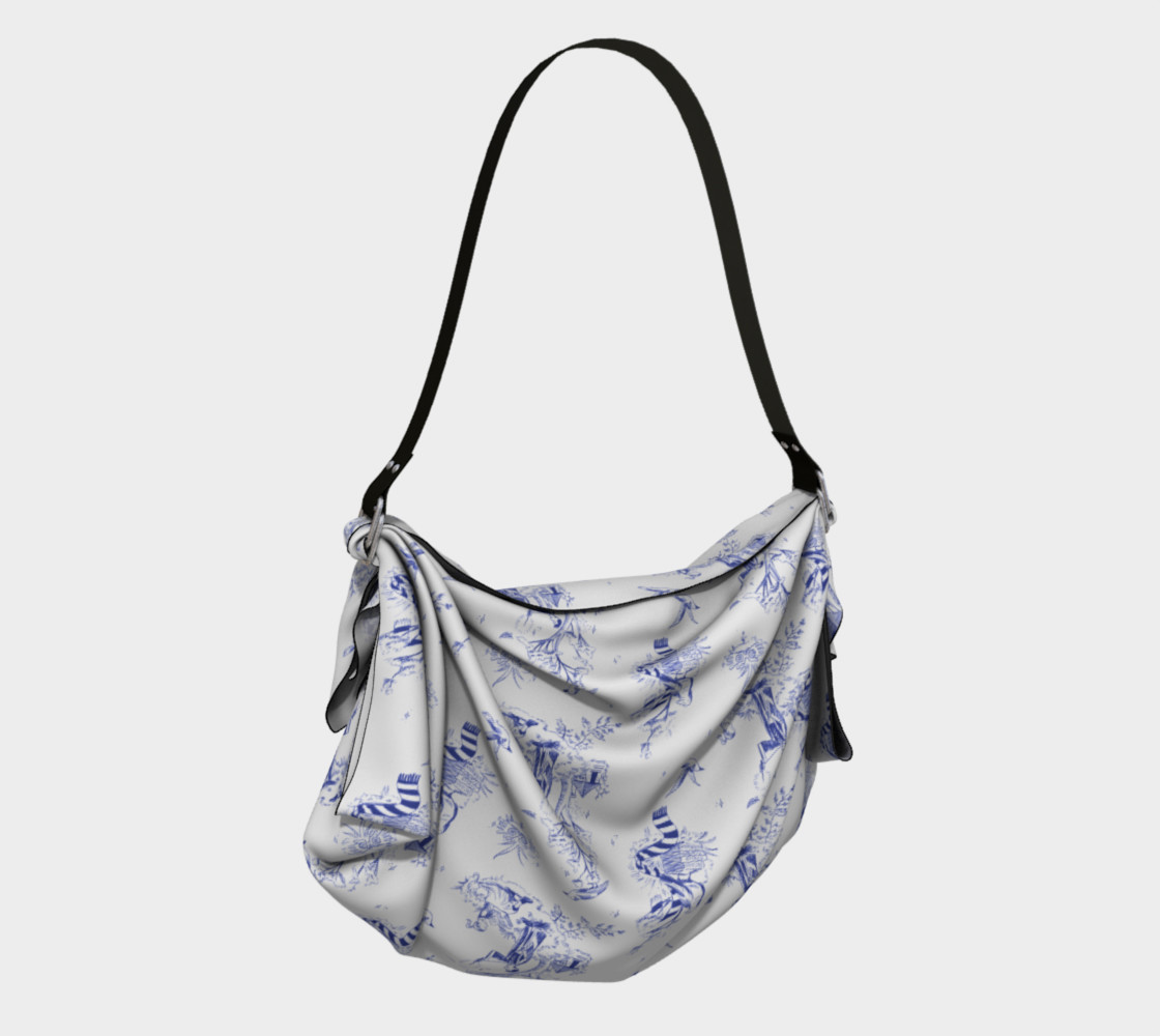 Ravenclaw Origami Tote preview #2