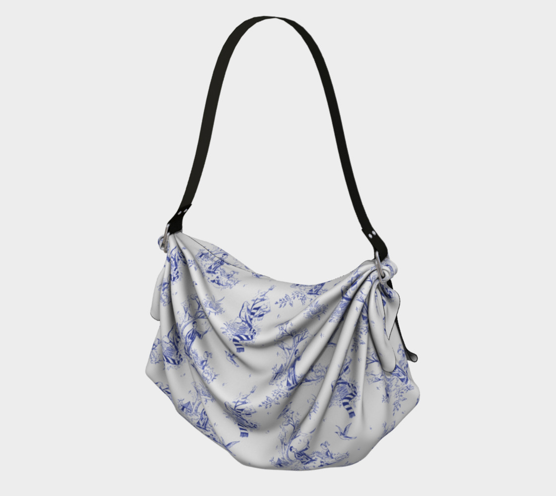 Ravenclaw Origami Tote preview #1