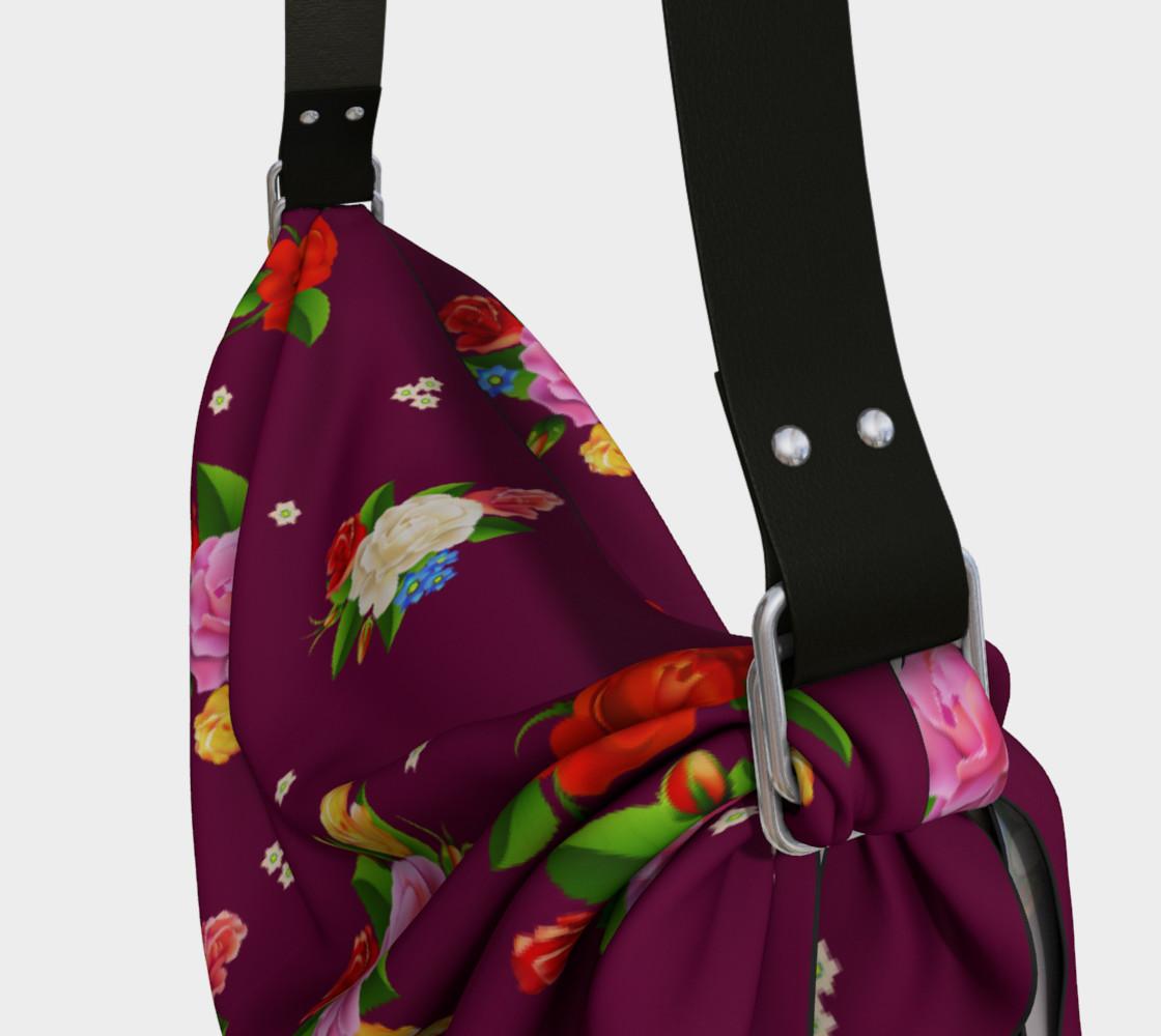 Aperçu de Rose Parade Origami Bag #3