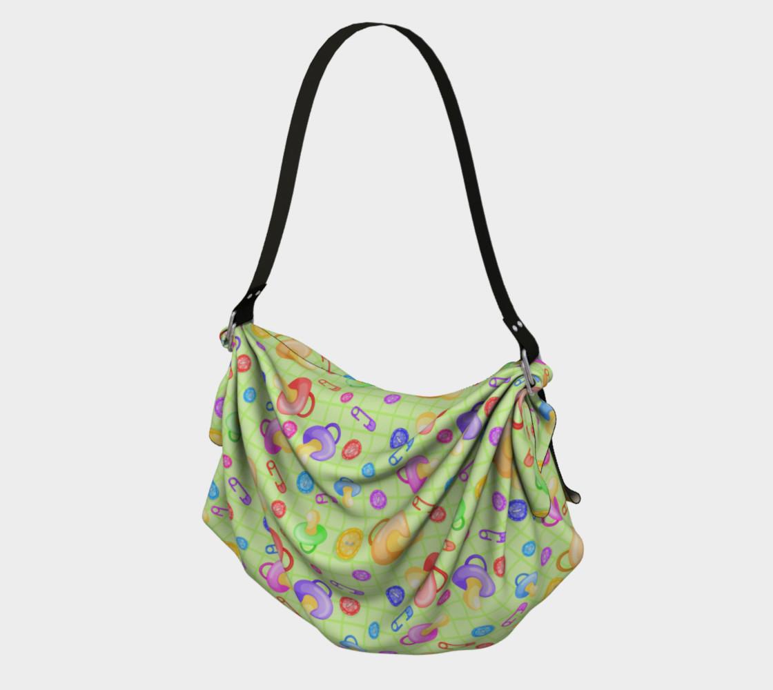 Aperçu de Baby Bliss Diaper/Origami Bag #1